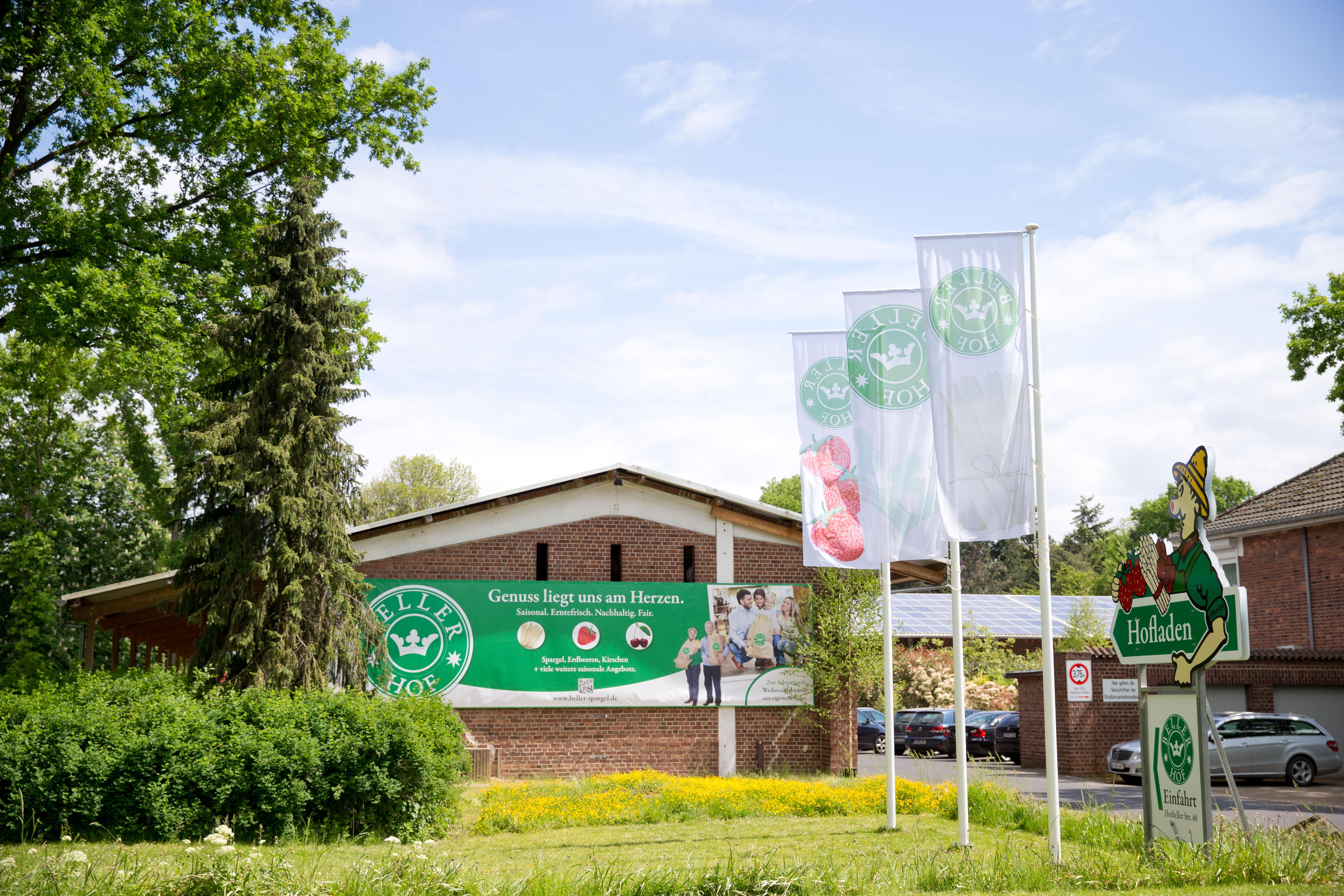 Beller Hof Pfingsten 2016
